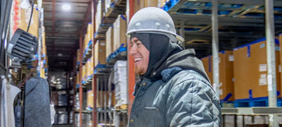 Freezer Warehouse Company