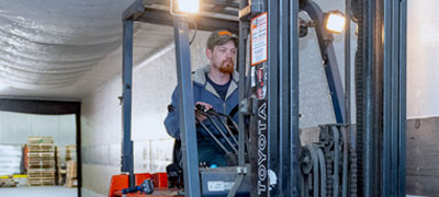 Freezer Warehouse Services
